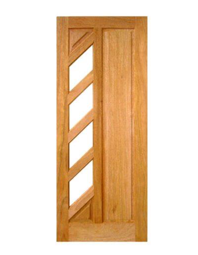 Porta de madeira Casmavi Montreal para vidro