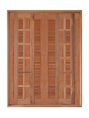 Porta de madeira Casmavi Balcao reta