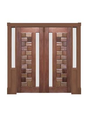 Porta de madeira Casmavi Pivotante