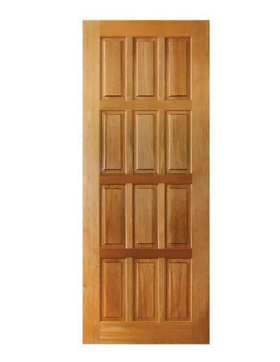 Porta de madeira Mapaf