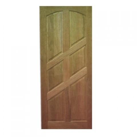 Porta 6 Almofadas Diagonal