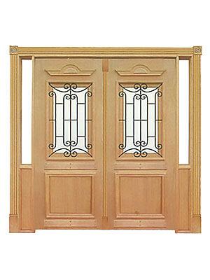 Porta de madeira Casmavi Portal