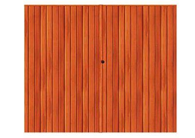 portao de madeira MR10 - madeireira rezende