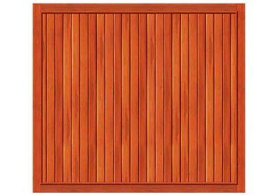 portao de madeira MR24 - madeireira rezende