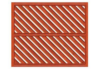 portao de madeira MR32 - madeireira rezende