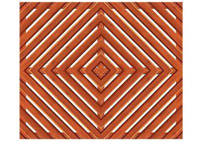 portao de madeira MR45 - madeireira rezende