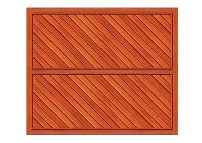 portao de madeira MR48 - madeireira rezende