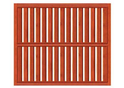 portao de madeira MR58 - madeireira rezende